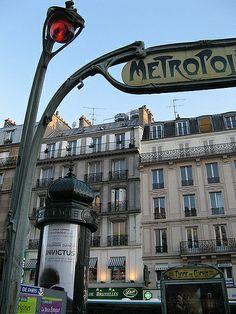 Place de Clichy Station, Paris Metro