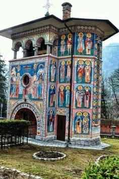 Biserica Adormirii Maicii Domnului,Baile Tusnad,Covasna,Romania The Beautiful Country, Beautiful World, Beautiful Places, Visit Romania, Fresco, Romania Travel, Indian Architecture, Across The Universe, Place Of Worship