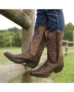 Justin Women s Chocolate Puma Boot http   www.countryoutfitter.com products 7464fd2cc9