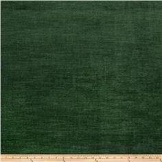 Fabricut Bellagio Velvet Evergreen