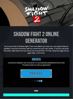 The Shadow Fight 2 hack gives you the ability to generate unlimited Coins and Gems. So better use the Shadow Fight 2 cheats. Glitch, 2 Unlimited, Ios, Private Server, Android, Test Card, Free Gems, Hack Tool, Hack Online