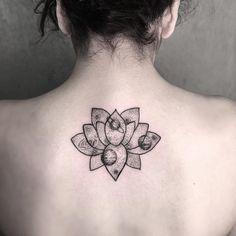 "882 Beğenme, 1 Yorum - Instagram'da Tattoo Maker🦄 (@cansuolga): ""l o t u s • ✨"""