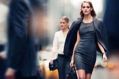 Самые красивые офисные платья 2017-2018 года – фото, модели, новинки