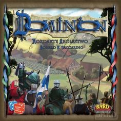 Dominion - - Product Description: Play Dominion from Rio Grande Games for a fun card came of strategy, luck and deck-building! You are a monarch, like your pare Fun Board Games, Games Box, Dice Games, Games To Play, Card Games, Playing Games, Rio Grande, Building Games, Building A Deck