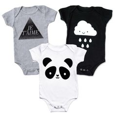 Bodysuits Gift Pack