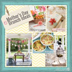 Mother's Day Brunch Ideas #PPBmothersday