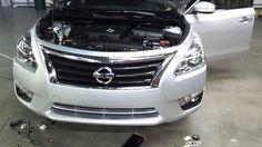 http://www.strictlyforeign.biz/default.asp Installing an HID kit on a 2013 Nissan Altima