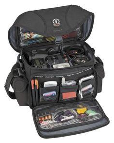 Tamrac 5606 System 6 - Bolso para cámaras color negro B00004X10C - http://www.comprartabletas.es/tamrac-5606-system-6-bolso-para-camaras-color-negro-b00004x10c.html