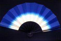 Japanese  Fan Vintage Paper Mai Ogi Sensu F59 by VintageFromJapan, $12.00