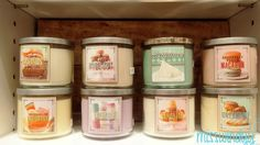 scented candles bath and body works - Google Search