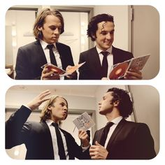 The Fox is sold out?! Ylvis, Bård and Vegard Ylvisåker