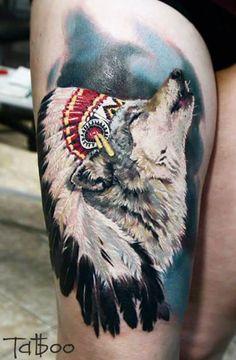 Tattoo by Valentina Ryabova | Tattoo No. 11858