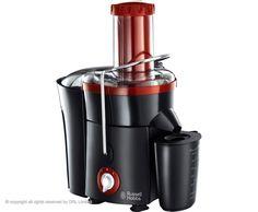 Russell Hobbs 20360 Juicer - Black / Red