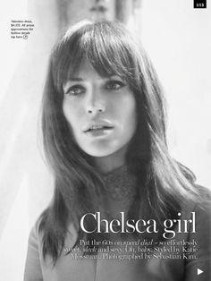 Amanda Wellsh in Chelsea Girl by Sebastian Kim, Vogue Australia September 2014