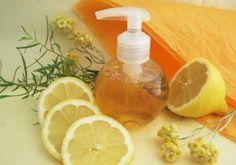 Recette : Savon purifiant visage et mains Tea-Tree & Citron - Aroma-Zone