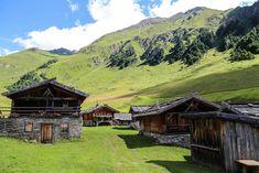 Fane Alm, Vals/Valles, South Tyrol