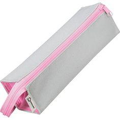 Kokuyo Pen/Pencil case C2 Gray&Pink #Kokuyo