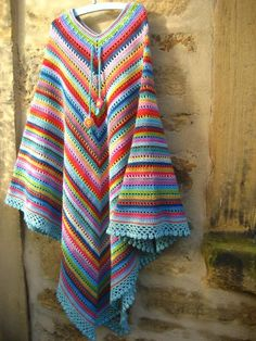 Attic24 Home Poncho