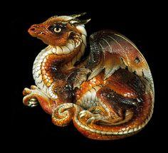 "WINDSTONE EDITIONS ""ETNA"" OLD WARRIOR DRAGON , FANTASY ANIMAL STATUE | eBay"
