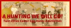 Grab your baskets and get ready for the hunt! And check back often, as we will we be adding to this list until Easter is upon us. If you know of an event — free or paid — that you'd like to see added, please drop us a line via our contact form. Thanks! FREE …