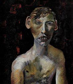 Lucian Freud, Evacuee Boy, 1942