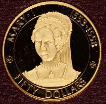 Cayman Islands, Cayman Islands: Elizabeth II four-piece gold Queen's partialCollection 1977,... (Total: 4 coins)