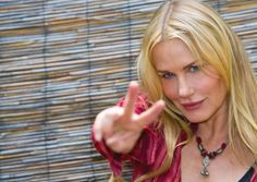 Interview with Daryl Hannah in the Vegetarian Times Magazine