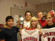 Spanish Fork High School Student Council is saving the planet with one used cell phone at a time, well, not just cell phones. The Council has created a fundraiser that will collect any old electronic device that you may no longer need. They can be working or broken. Items range from old cell phones, game boys, and empty ink jet cartridges to laptop computers and E-books. The old, worn out devices will be traded in for cash to help raise money for the Student Council costs.