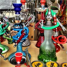 #Hookah Madness - - Photo: Chris Anderson at Quantum Design Lab (http://quantumdesignlab.com)