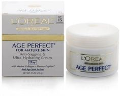 Get the famous L'Oreal Paris Age Perfect Day Cream SPF 15 by L'Oreal Paris online today. Perfect Skin, Loreal Paris, Age