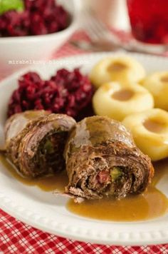 Polish Recipes, Meat Recipes, Polish Food, Diy Food, Stew, Main Dishes, Food Porn, Food And Drink, Chicken