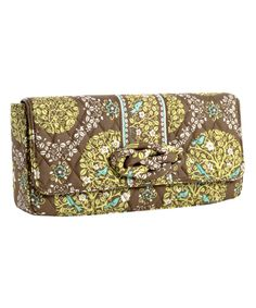 Look at this #zulilyfind! Sittin' in a Tree Knot Just a Clutch by Vera Bradley #zulilyfinds