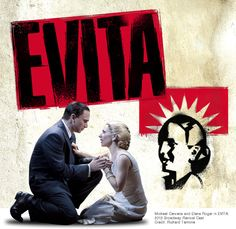 BROADWAY SAN DIEGO - Evita The Musical November 12-17, 2013 San Diego Civic Theatre
