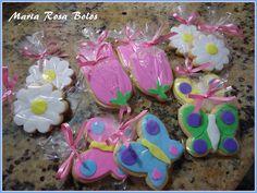 Biscoito decorado jardim | Flickr – Compartilhamento de fotos!