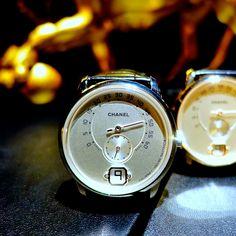 Chanel stellt Herrenuhren zur Baselworld vor. Uhrendirektor Nicolas Beau zeigt, wie sich Eleganz und Haute Horlogerie vereinen