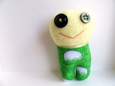 cute golf ball mini monster