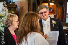 Groom talks to the vicar in the church at Weston Park Weston Park, Groom, Wedding Photography, Couple Photos, Couples, Blog, Couple Shots, Grooms, Couple Photography