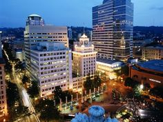 Portland ranked at #2 for best places to retire!