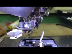 Bernina 830 / 880 Bobbin Error and Bobbin Sensor Cleaning - YouTube