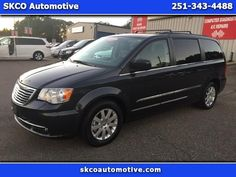 2014 Chrysler Town & Country $15950 http://www.CARSINMOBILE.NET/inventory/view/9499449