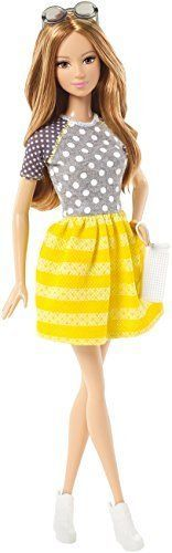 Barbie-Fashionistas-Doll-Dots-Stripes