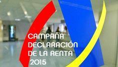 Comienza la campaña de la Renta 2015...
