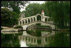 World park. Beijing, China.