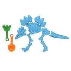 Sizzlin' Cool Dinosaur Sand Toy - Stegosaurus