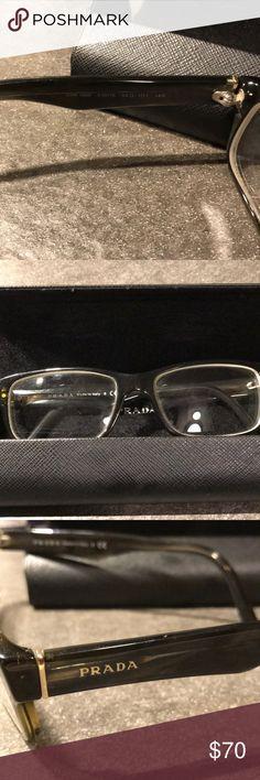 Prada glasses Prada prescription glasses frame. Size 16 53 16 Prada Accessories Glasses