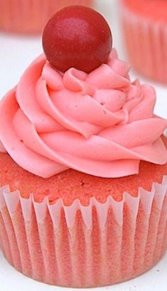 Atomic Fireball Cupcakes Recipe