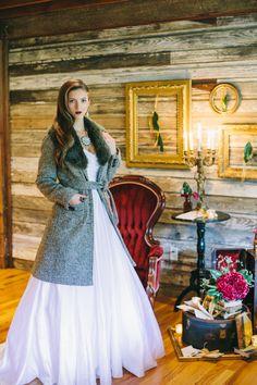 Styled Shoot | Little Winter Bride