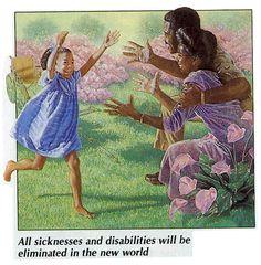 Jehovah's Witness Art