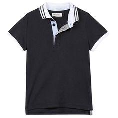 JEAN BOURGET Boys Formal Black Pinstripe Waistcoat 5,8 years