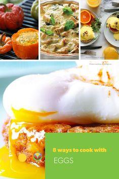 Eggs Benedict, Soba noodle soup, Breakfast skillet and more! Bison Recipes, Turkey Recipes, Pork Recipes, Chicken Recipes, Oats Recipes, No Dairy Recipes, Fruit Recipes, Vegetable Recipes, Vegetarian Brunch